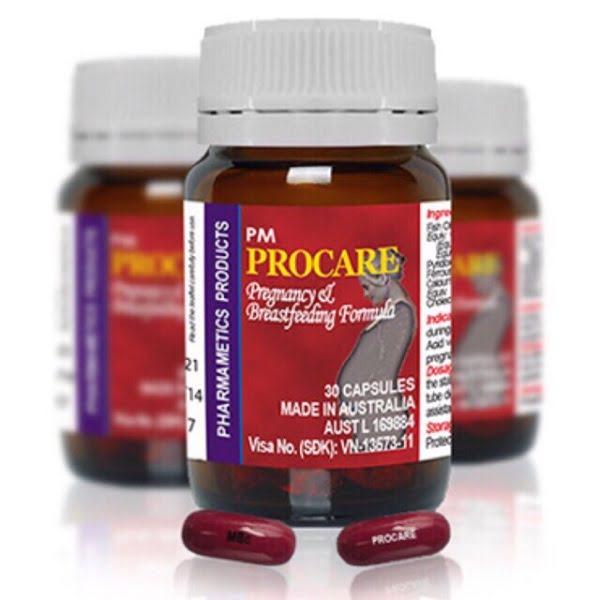 Vitamin Procare plus