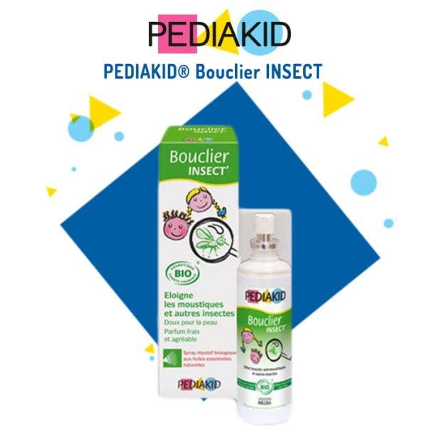 Xịt chống muỗi PediaKid