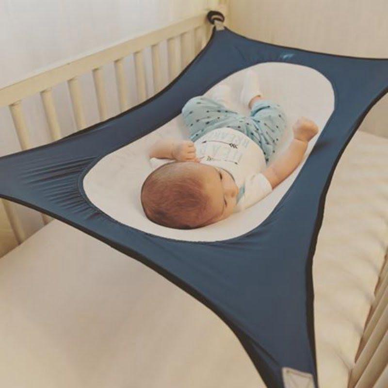 Võng tiện lợi cho bé dưới 12 tháng