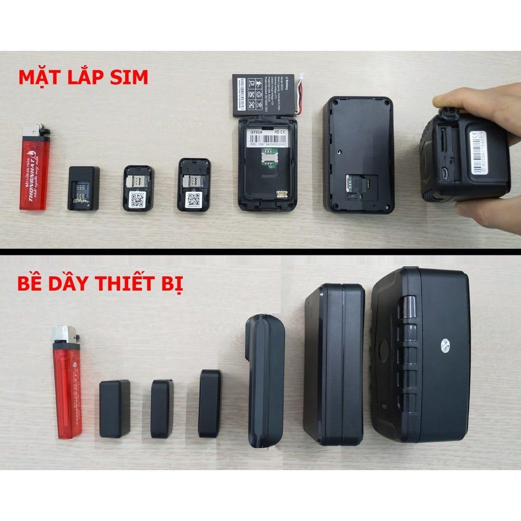 Thiết bị định vị siêu nhỏ dùng Pin giúp giám sát trẻ em, chim săn mồi hoặc thú cưng EUP FIN
