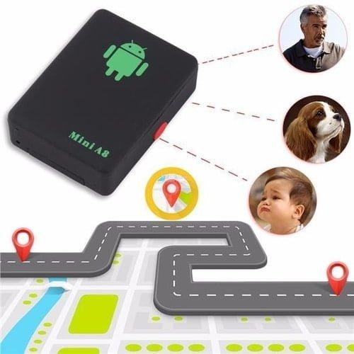 Thiết bị theo dõi định vị trẻ em an toàn Mini A8 GPS