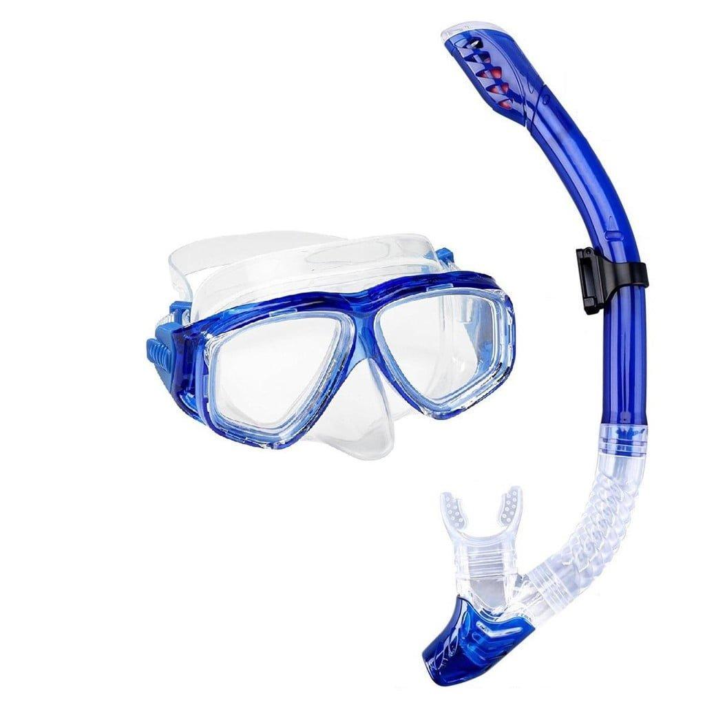 Kính bơi có ống thở cho con cưng