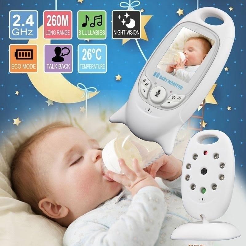 Máy báo khóc Baby Monitor