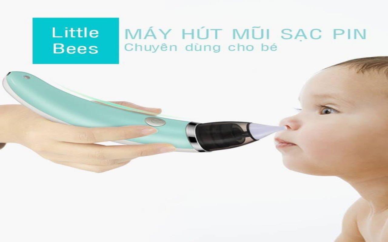Máy hút mũi cho bé Little Bees