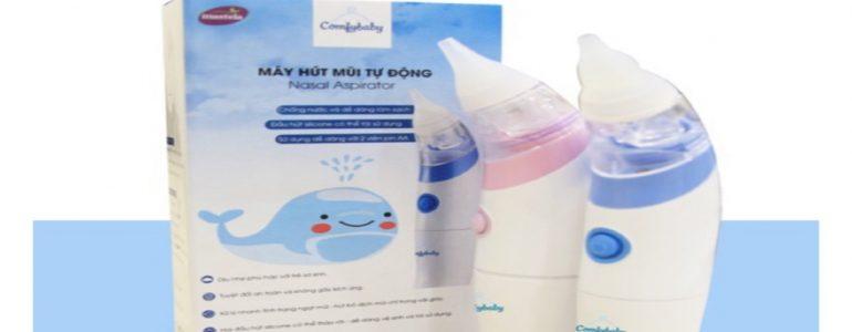 Máy hút mũi Comfy Baby