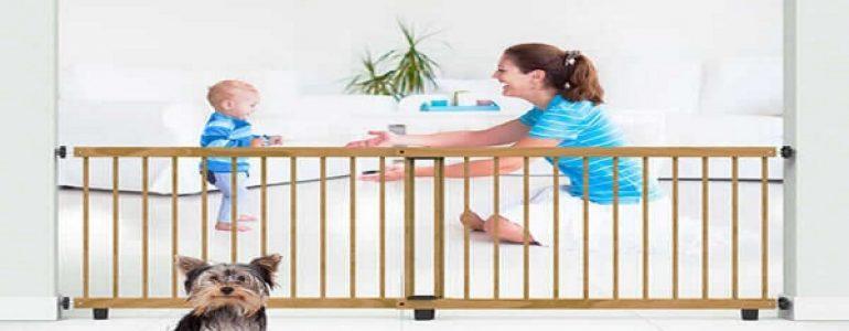 Rào chắn bé Chicky - Timber Barrier nhập khẩu