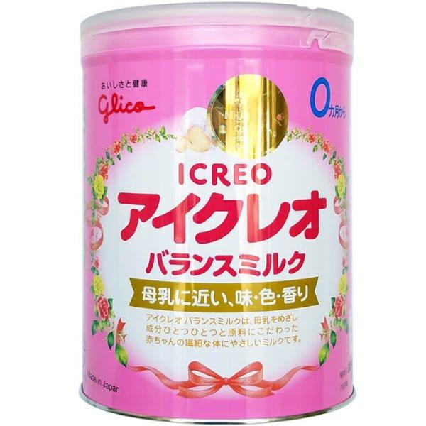 Sữa Nhật Glico