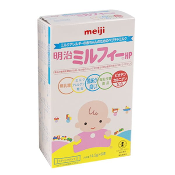 Sữa Meiji HP