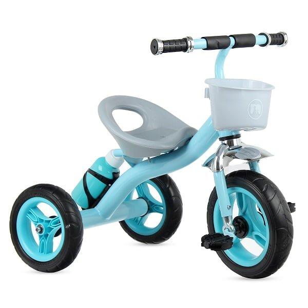 Xe đẩy 3 bánh cho bé là phát minh rất sáng tạo và cực kỳ thông minh cho trẻ nhỏ