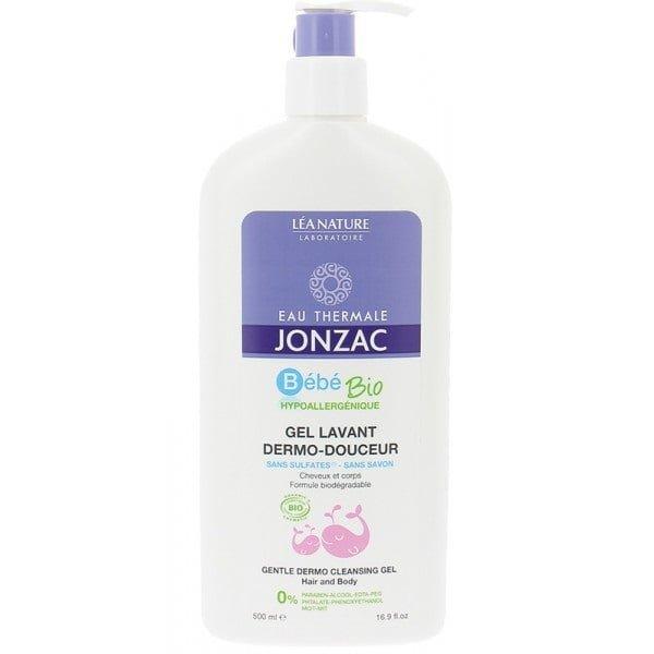 Sữa tắm gội khoáng hữu cơ Zonzac