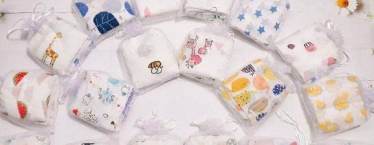Khăn sữa aden thương hiệu được nhiều mẹ tin dùng