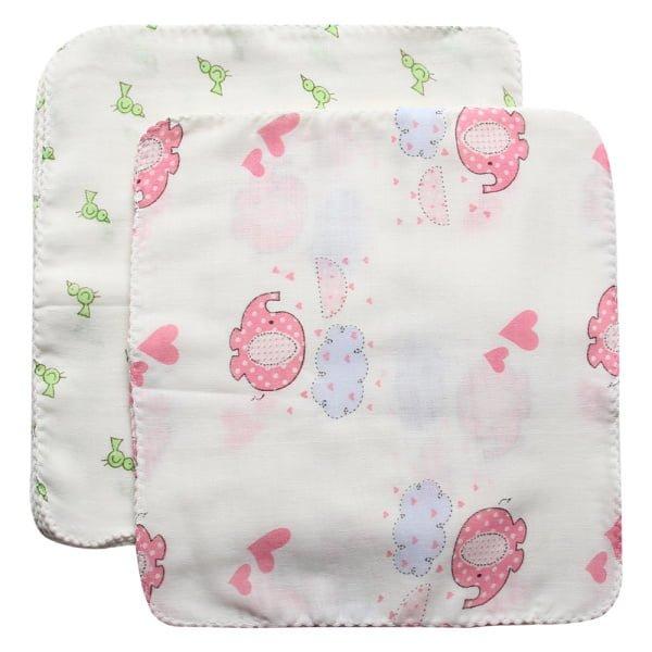 Chiếc khăn sữa hình thú vô cùng đáng yêu cho bé