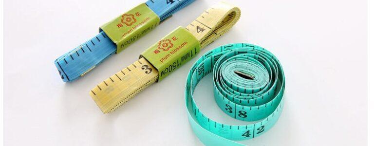 thước dây đo chiều cao cho bé